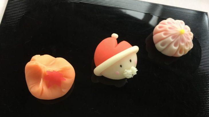 クリエイティブがとまらない♪丹波老舗和菓子舗が教える和菓子作り体験
