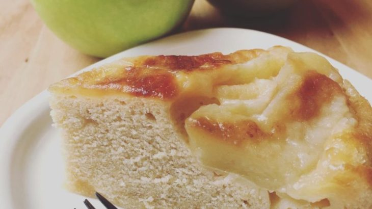 安心感と美味しさがケーキの形に♡完全無添加リンゴケーキ「コサカケーキ」