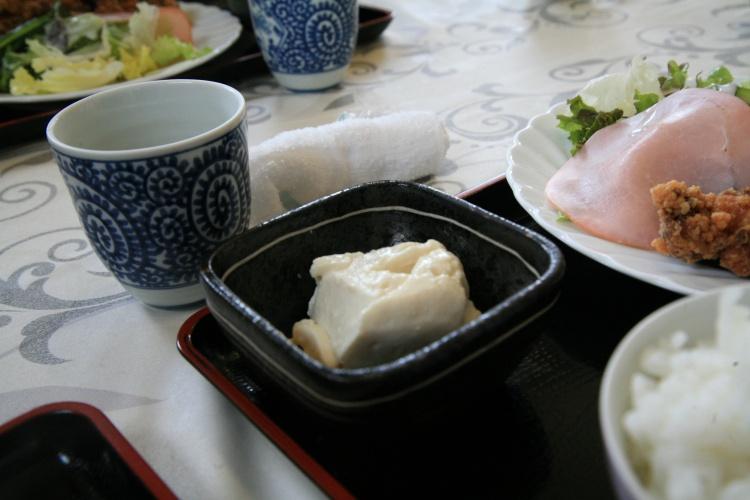 借金なし豆腐 おばちゃんの店