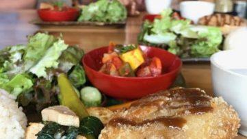 【丹波ランチMAP】ホンモノにこだわった自然食農家レストラン、三心五観