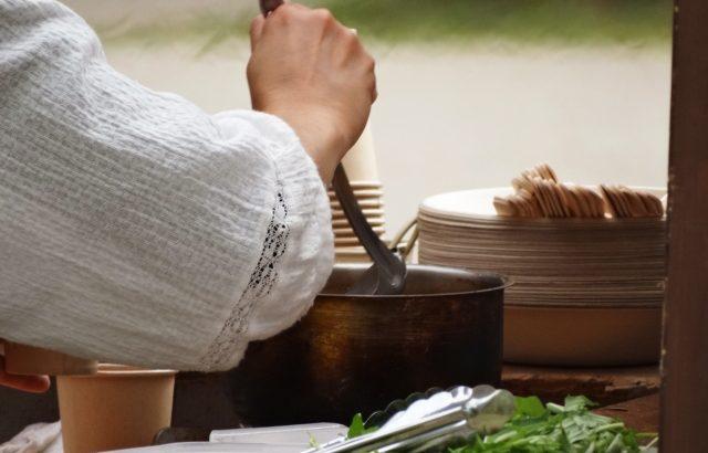 1/12日曜日たんばルシェはじっくりコトコトのスープがアツい!