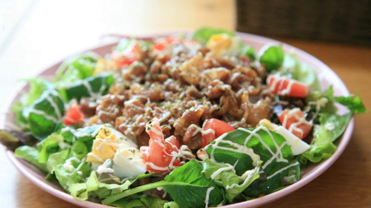 【丹波ランチMAP】丹波産食材のボリュームランチ・M-CAFE【ぜんざい】