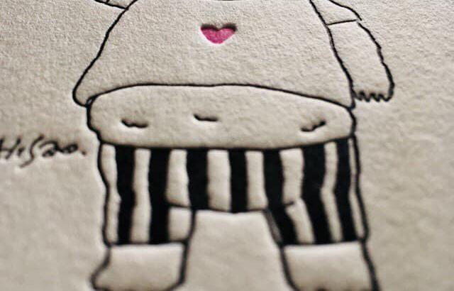レトロ美しい活版印刷「廣運舘活版所」誕生!きくもとグラフィックス活版事業