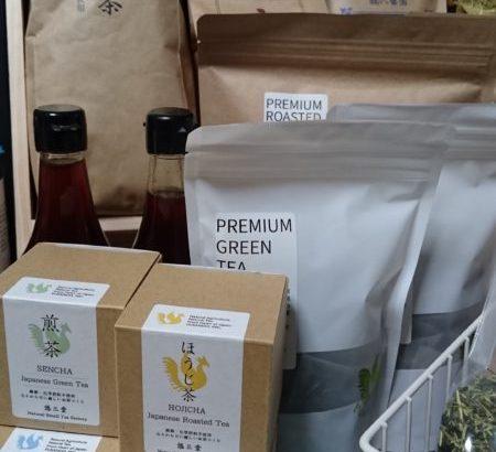 お茶、パスタ、しょうゆ…自然農法加工品を提供!ぽこ あ ぽこ