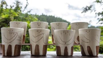 【カメラ女子がゆく】ホンワカ癒し系陶器AOBA POTTERY(篠山市)