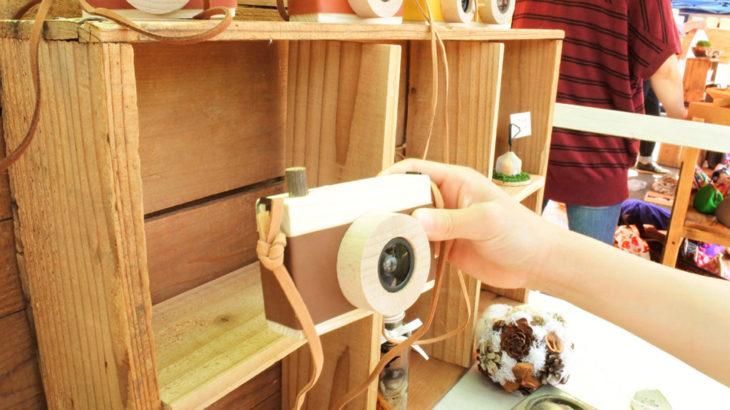 【木製カメラが人気】くらしがときめく雑貨屋tocotoco