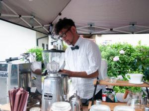 【無茶振りオーダー】斬新コーヒーメニューのしずく舎