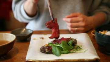 【ランチ】奈良県民が、鹿を食すべく無鹿に訪れた物語。
