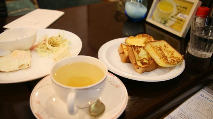【モーニング】カフェキッチンマルクで朝からスイッチオン!
