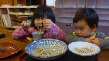 【ランチ】本格・遊べる・まったり蕎麦屋そばんち木琴