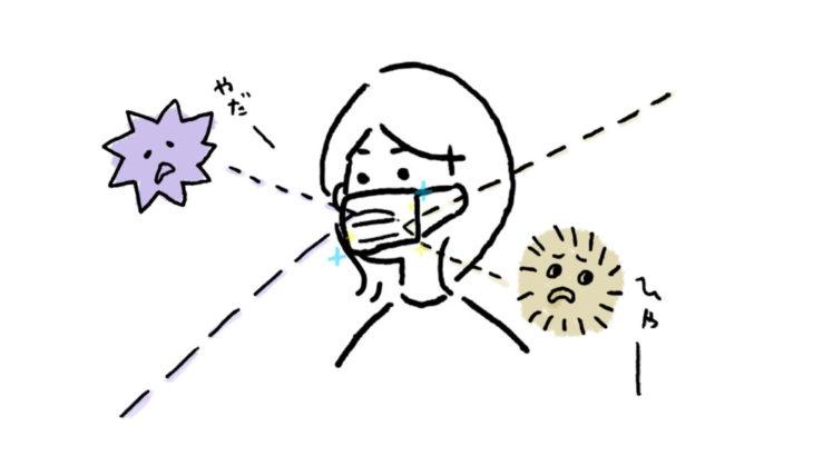 さらなる予防効果に期待!SYMBIOSEのマスクフィルター