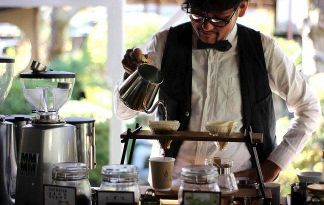 【無茶振りオーダー】斬新コーヒーメニューのしずく舎【つめた~い】
