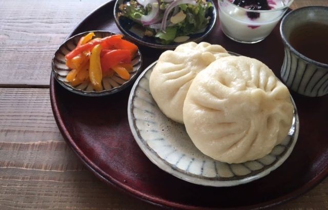 1/13出店者情報【食】丹波栗きん豚まんの店 吉吉